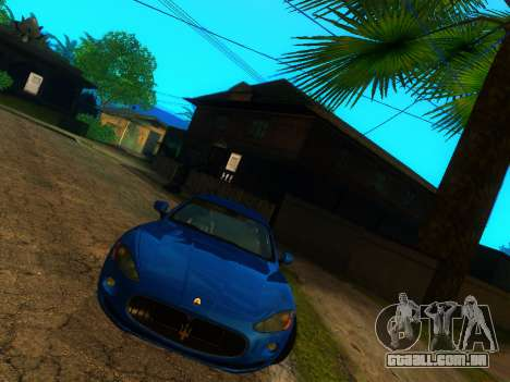 ENBSeries Por Makar_SmW86 v2.0 para GTA San Andreas por diante tela