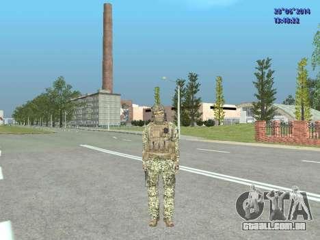 Alfa Antiterror para GTA San Andreas décimo tela