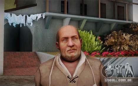 Cozinhar para GTA San Andreas terceira tela