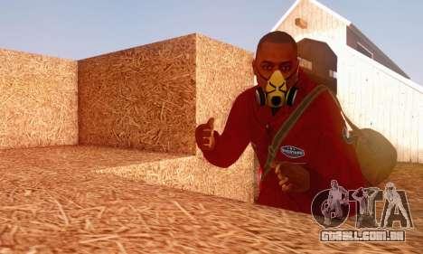 Bug Star Robbery 2 No Cap para GTA San Andreas