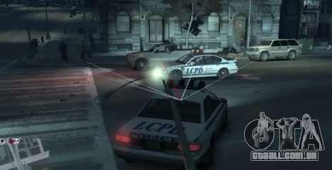 Watch Dogs Style MOD para GTA 4 segundo screenshot