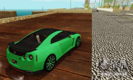 Heavy Roads (Los Santos) para GTA San Andreas sétima tela