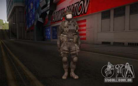 U.S. Secret Service Operative para GTA San Andreas