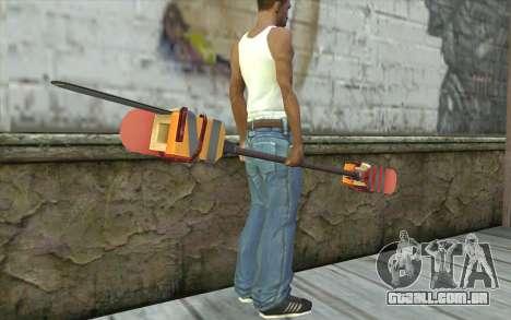 Paddlesaw para GTA San Andreas terceira tela