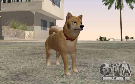 Cão para GTA San Andreas