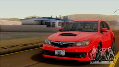 SA Beautiful Realistic Graphics 1.7 Final para GTA San Andreas oitavo tela