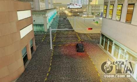 Heavy Roads (Los Santos) para GTA San Andreas