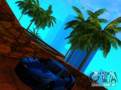 ENBSeries Por Makar_SmW86 v2.0 para GTA San Andreas quinto tela