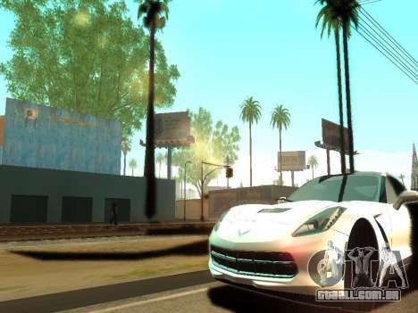 ENBSeries Realistic Beta v2.0 para GTA San Andreas terceira tela