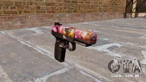 Arma FN Cinco sete Pontos para GTA 4