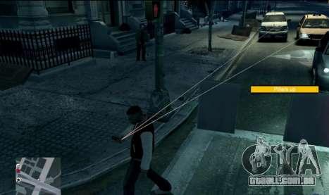 Watch Dogs Style MOD para GTA 4 terceira tela