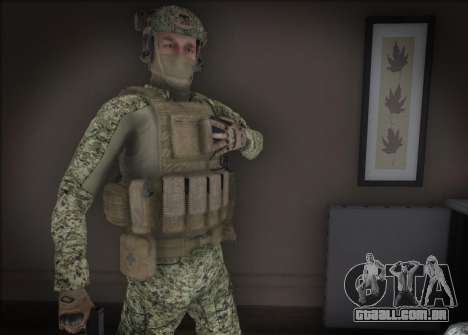 Alfa Antiterror para GTA San Andreas terceira tela