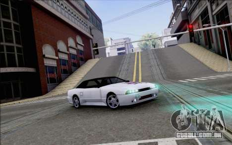 Elegy Kiss the Wall para GTA San Andreas