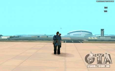 Eterna visão para GTA San Andreas