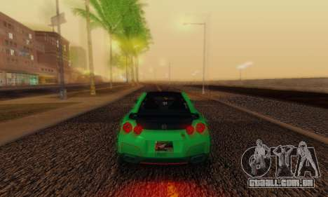 Heavy Roads (Los Santos) para GTA San Andreas nono tela