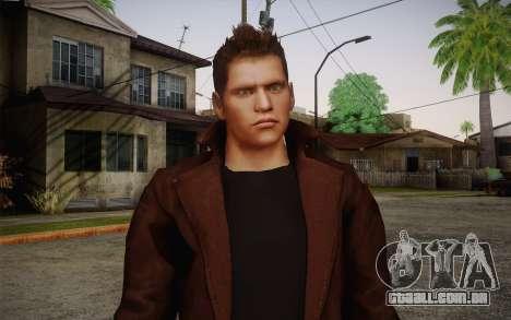 Dean Winchester para GTA San Andreas terceira tela