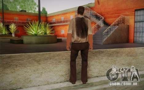 Maddog Pele из O Raid para GTA San Andreas segunda tela