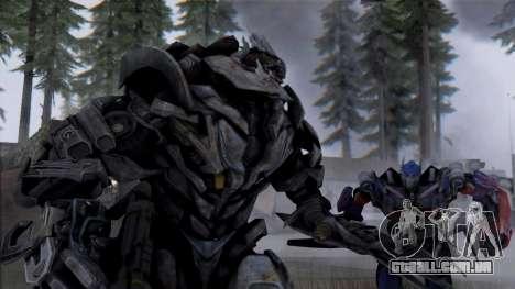 SA Beautiful Realistic Graphics 1.7 Final para GTA San Andreas quinto tela