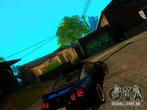 ENBSeries Por Makar_SmW86 v2.0 para GTA San Andreas segunda tela