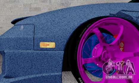 Nissan 240SX para GTA San Andreas interior