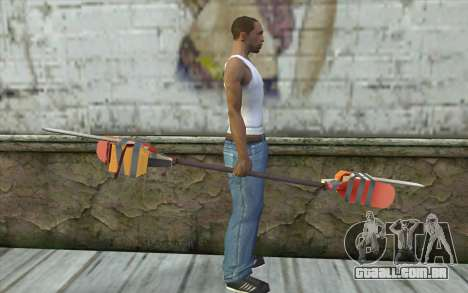 Paddlesaw para GTA San Andreas