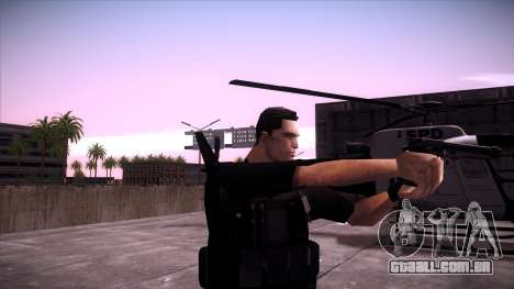Special Weapons and Tactics Officer Version 4.0 para GTA San Andreas terceira tela