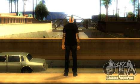 Punk (vwmycr) para GTA San Andreas terceira tela