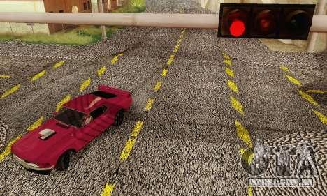 Heavy Roads (Los Santos) para GTA San Andreas terceira tela