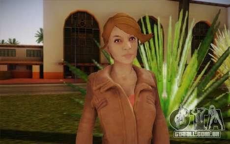 Maya Torres para GTA San Andreas terceira tela