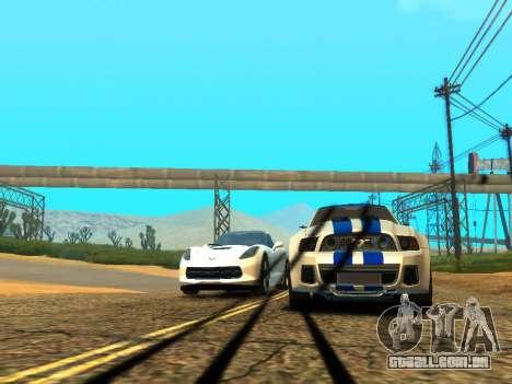 ENBSeries Realistic Beta v2.0 para GTA San Andreas