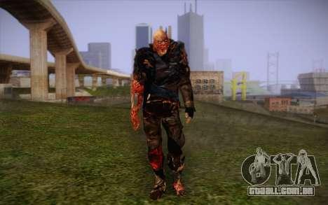 Zumbi para GTA San Andreas