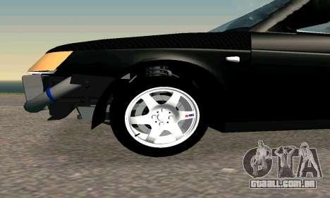 VAZ 21123 TURBO-Cobra v2 para GTA San Andreas esquerda vista
