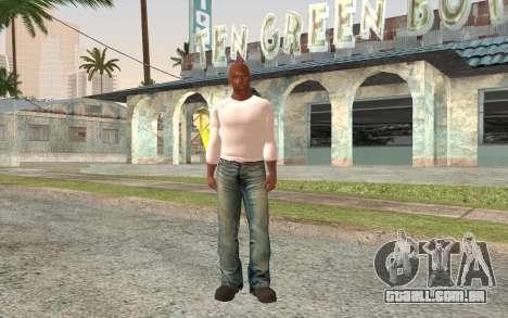 Hsbcarena Gibson do velozes e furiosos 2 para GTA San Andreas