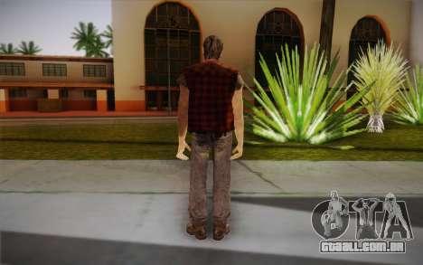 Novos sem-abrigo para GTA San Andreas segunda tela