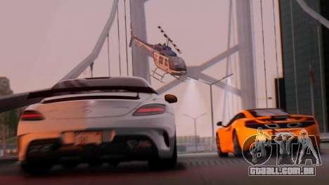 SA Beautiful Realistic Graphics 1.7 Final para GTA San Andreas segunda tela