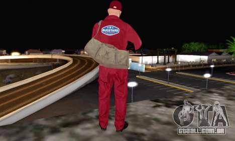 Bug Star Robbery para GTA San Andreas quinto tela