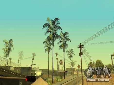 Beta Timecyc para GTA San Andreas por diante tela