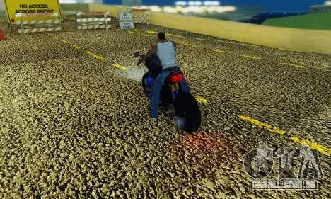 Heavy Roads (Los Santos) para GTA San Andreas décimo tela