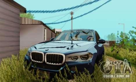 BMW X5 (F15) 2014 para GTA San Andreas