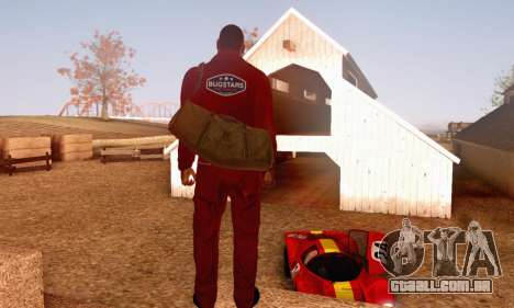 Bug Star Robbery 2 No Cap para GTA San Andreas quinto tela
