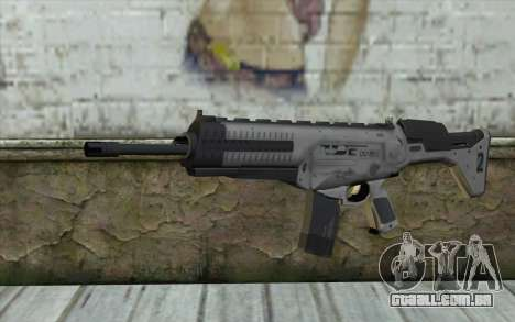 ARX-160 Rifle de Assalto из COD Fantasmas para GTA San Andreas