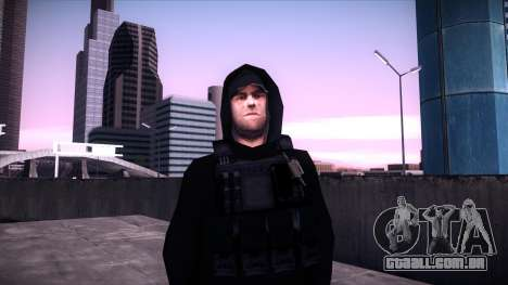 Special Weapons and Tactics Officer Version 4.0 para GTA San Andreas décimo tela
