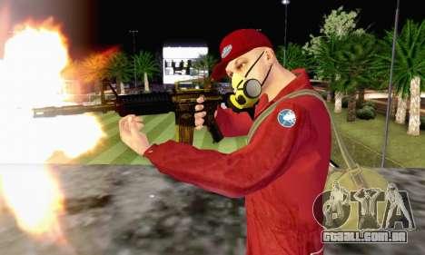 Bug Star Robbery para GTA San Andreas terceira tela
