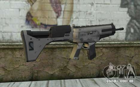 ARX-160 Rifle de Assalto из COD Fantasmas para GTA San Andreas segunda tela