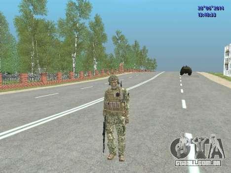 Alfa Antiterror para GTA San Andreas twelth tela