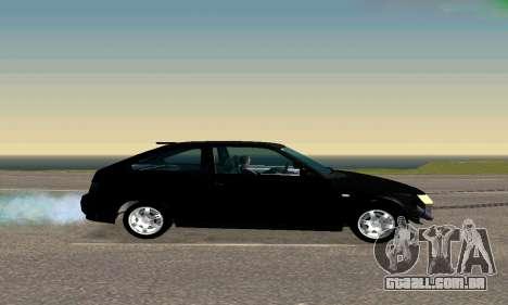 VAZ 21123 TURBO-Cobra v2 para GTA San Andreas vista direita