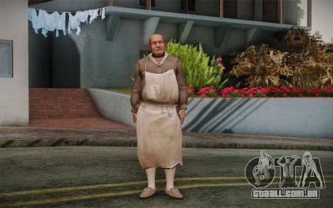 Cozinhar para GTA San Andreas