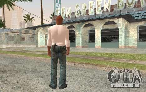 Hsbcarena Gibson do velozes e furiosos 2 para GTA San Andreas segunda tela