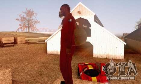 Bug Star Robbery 2 No Cap para GTA San Andreas por diante tela