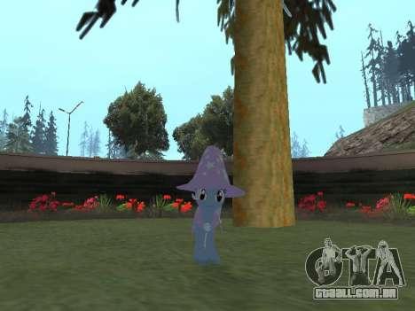 Trixie para GTA San Andreas terceira tela